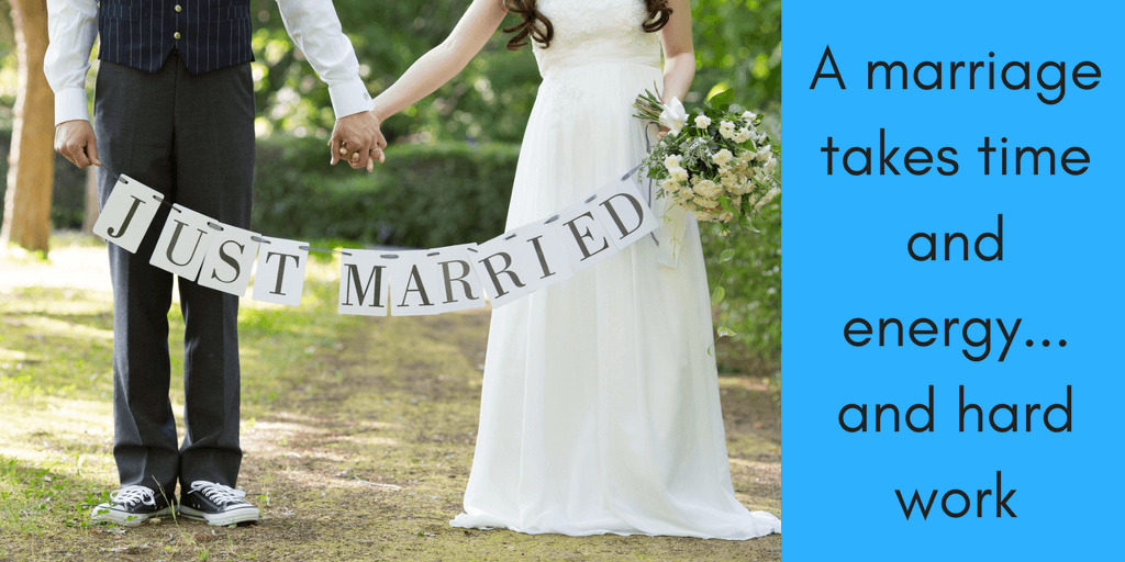 Marriage takes hard work at times, but is separation and divorce inevitable
