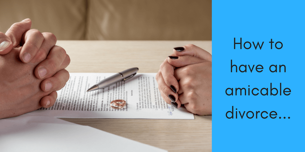 How to have an amicable divorce, by Krystina Jones of C and K Lawyers